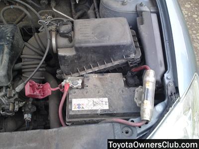 Toyota Corolla Battery >> Corolla Battery Size Corolla Club Toyota Owners Club Toyota Forum