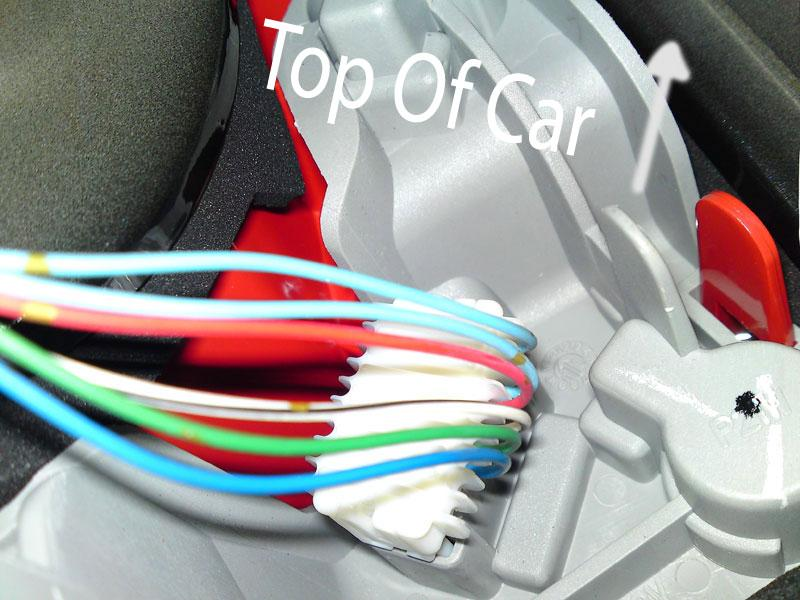 Tail Light Connector - Auris Club