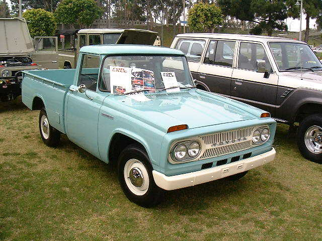 Long Life Vehicle >> Toyota Stout - Classic Toyota - Toyota Owners Club - Toyota Forum