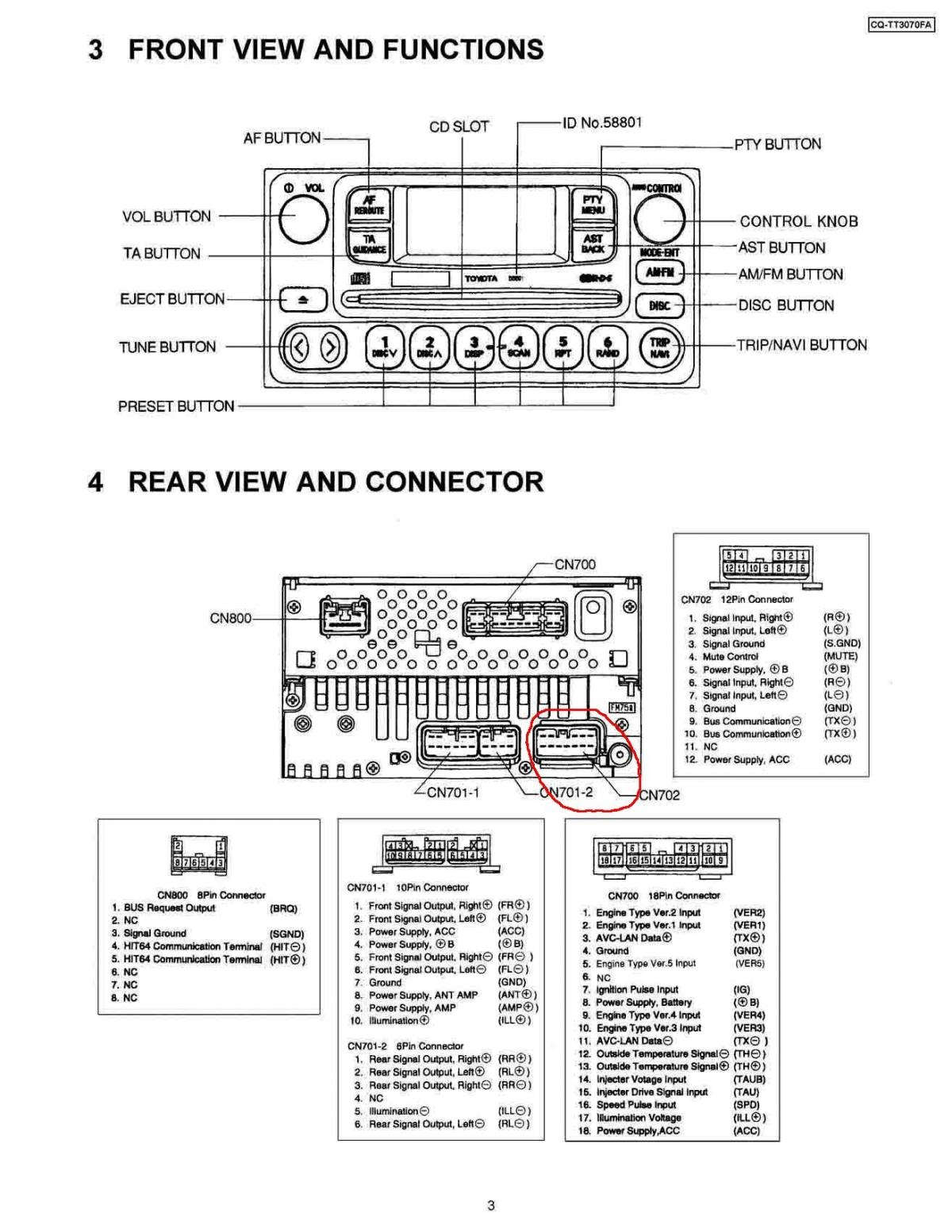 celica gen7 58806 sat nav hu into gen6 *problem* audio video palfinger wiring diagrams toyota 58806 wiring diagram #3