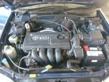 Location Of Fuel Filter (Avensis 2002 Vvti 1.8 - Avensis Club ...