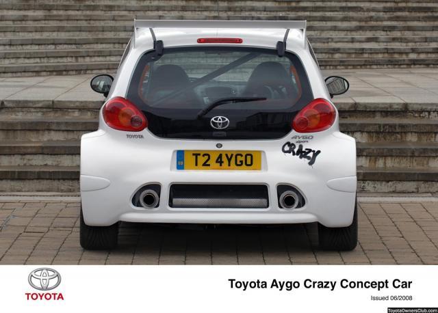 Toyota Aygo Club Gallery