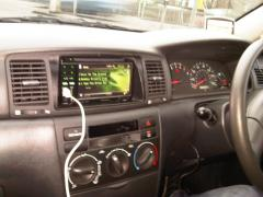 Pioneer HU installed with ipod cable
