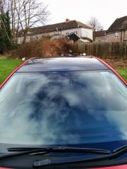 Auris Excel HSD - glass panoramic roof- Vermillion