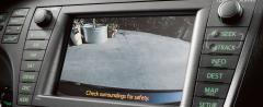 prius rear view camera