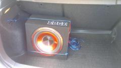 Subwoofer Before