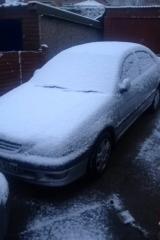 Toyota Avensis GLS 2015 in Snow