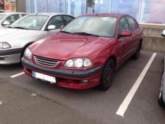 My Toyota(s)