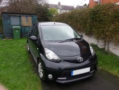 Aygo Front
