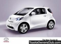 Toyota IQ Gallery