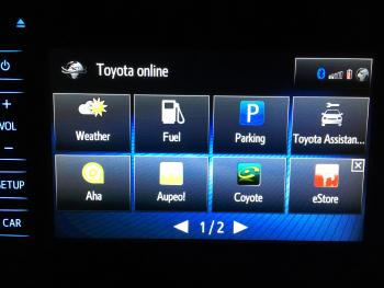 Touch 2 system update - Auris Club - Toyota Owners Club