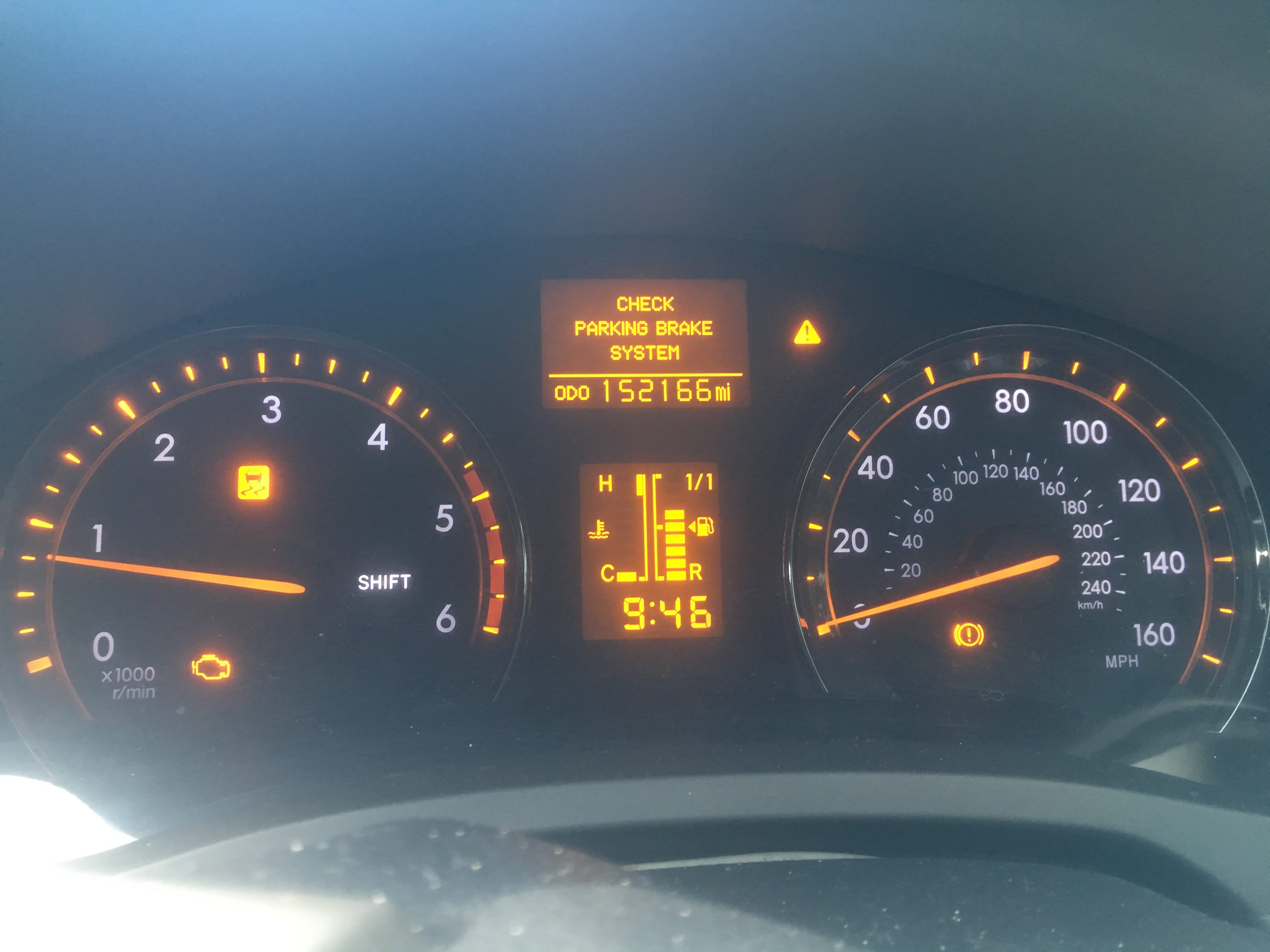 Toyota Avensis Fault Code C1201 - Avensis Club