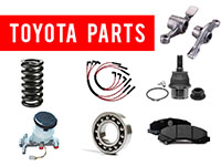 Huge Range of Toyota Parts
