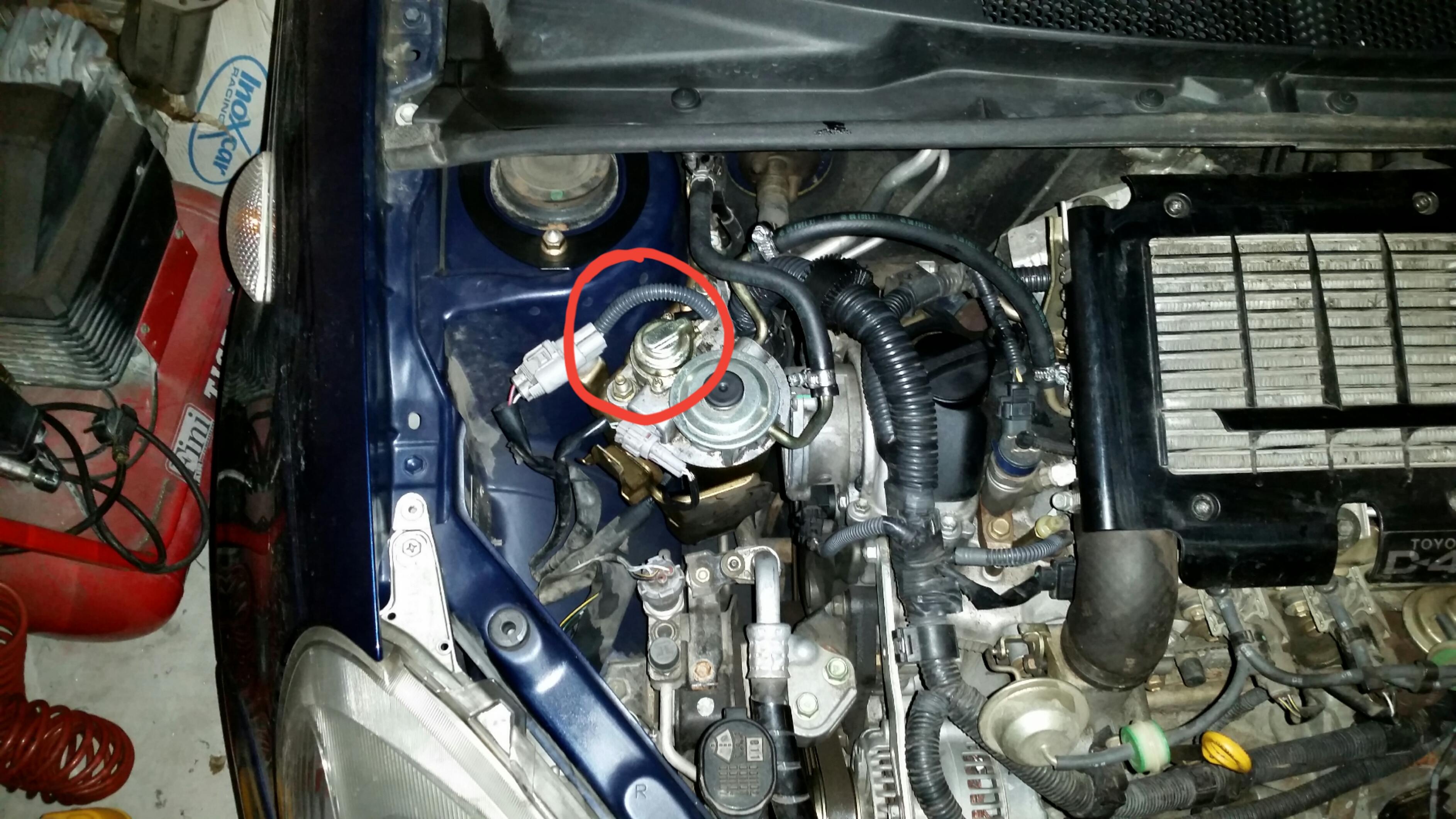 Diesel Yaris Engine Cut Out Problem - Yaris Club