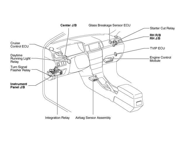Indicator Flasher Relay - Corolla Club - Toyota Owners Club