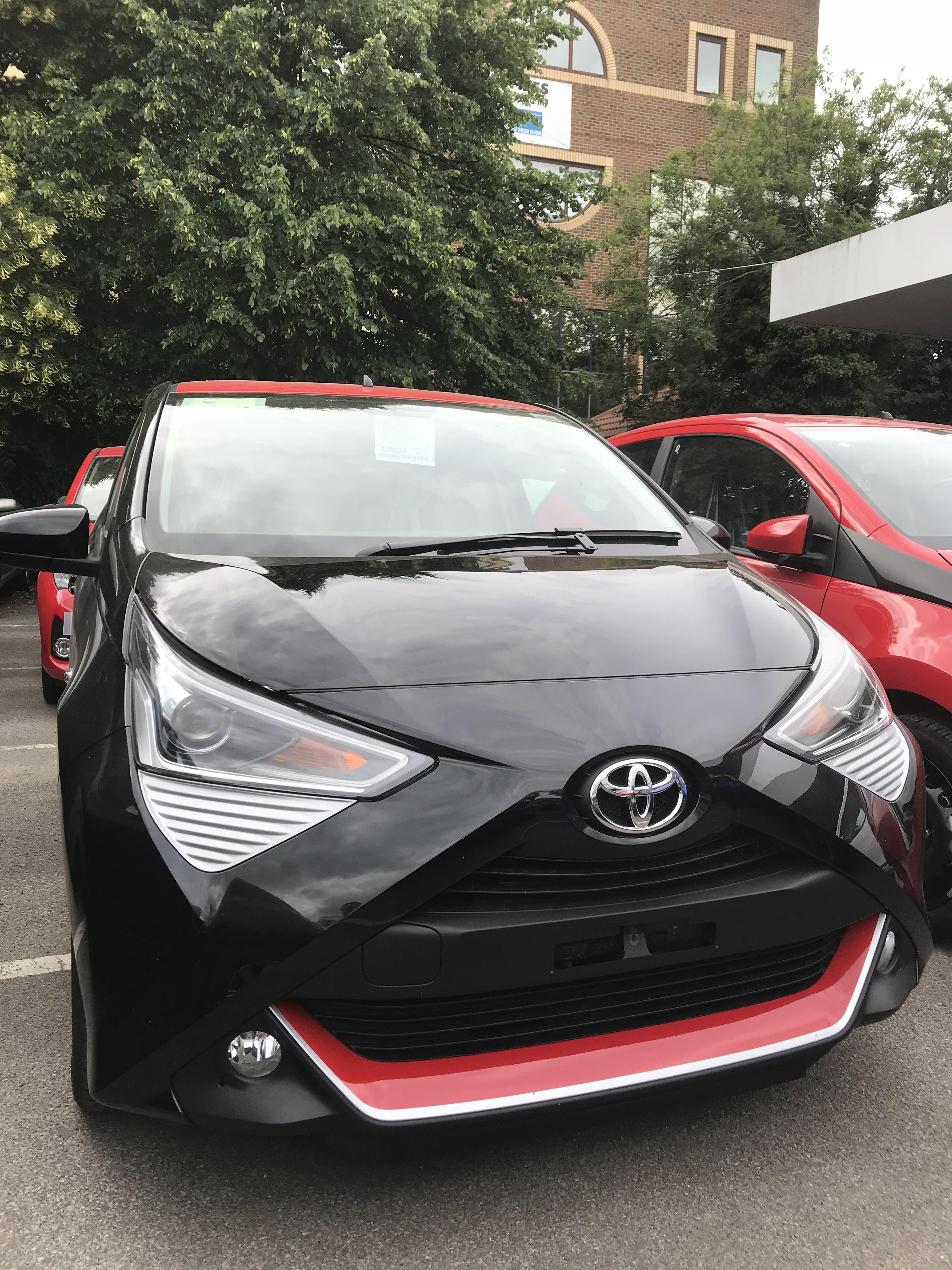do you think that aygo 2016s will get apple carplay update. Black Bedroom Furniture Sets. Home Design Ideas